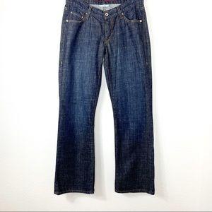 Levi's Curvy Boot Cut Jeans Blue 10M